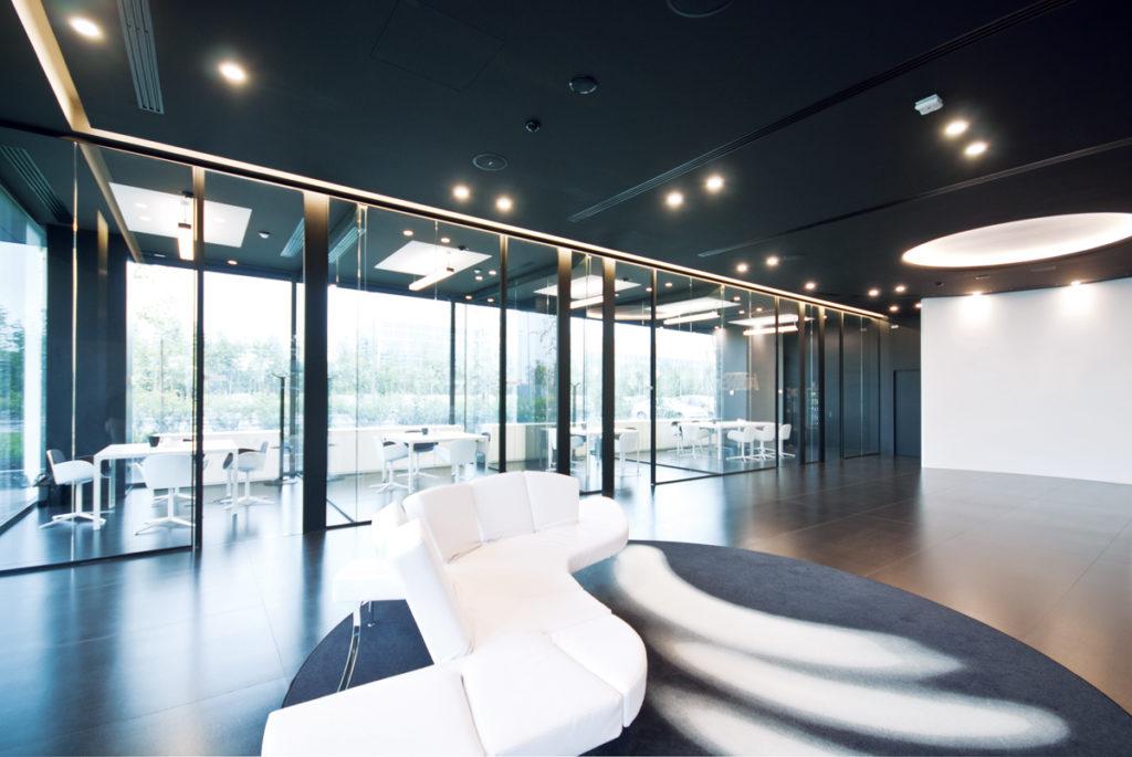 Good uffici di bergamo designer demountable fitted wall partitions for offices glass partitions - Interior design bergamo ...