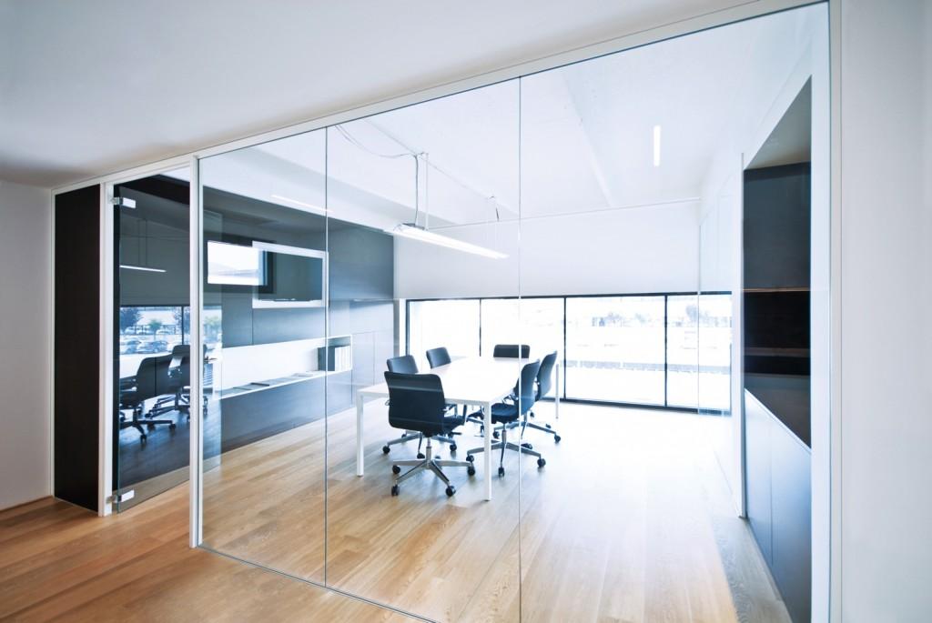 Scrivanie Ufficio In Vetro : Scrivanie ufficio design top mobili divisorie in vetro mobili