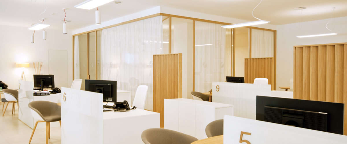 Designer Demountable Fitted Wall Partitions For Offices Glass Partitions And Wood Partitions Designed And Manufactured In Padua Veneto At Wholesale Prices